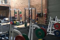 Gym Floor 1