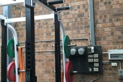 Squat Rack Pull-Up Grips 1
